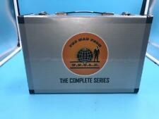 The Man From U.N.C.L.E. - The Complete Series (DVD, 2008, 41-Disc Set) Briefcase