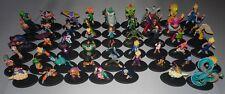 Dragon Ball - Full Set 52 Figures Le Manga de Legende 2008 Hachette Collection