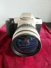 PENTAX MZ-30, 35mm SLR CAMERA WITH A SMC PENTAX-FA LENS 1 : 3.5-5.6, 28-90mm