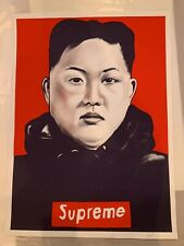 @Lushsux Screen Print - Supreme Leader- Supreme - Lushsux