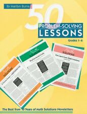 50 Problem-solving Lessons, Grades 1-6: The Best f