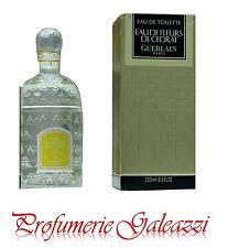 GUERLAIN EAU DE FLEURS DE CEDRAT SPLASH - 250 ml