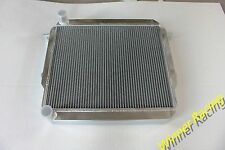 For Toyota Land Cruiser BJ70/BJ71/BJ73/BJ74/BJ75 1984-1989 Aluminum Radiator