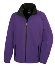 soft shell jacket micro fleece lined shower and wind proof fashion stylish coat