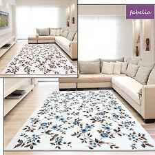 Wohnraum-Teppiche aus Acryl mit Blumenmuster