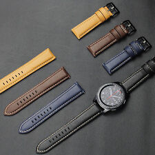 For Samsung Gear S3 Frontier/Classic Luxury Leather Watch Band Bracelet Strap