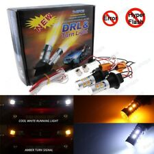 Plug&Play Switchback Front Signal or DRL 1156 P21W 7507 BA15S Light+ Resistor