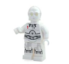 LEGO STAR WARS MINIFIGURA k-3po Protocolo droide 75098 Hoth UCS Nuevo Raro