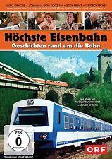 Höchste Eisenbahn - Geschichten rund um die Eisenbahn * DVD Neu Ovp