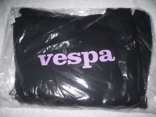 CHILDRENS VESPA UNISEX BLACK HOODY MOD SCOOTER LAMBRETTA RETRO RUDEBOY SIXTIES