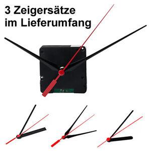 Funkuhrwerk DCF Uhrwerk Standardbauform Aluzeiger 2088