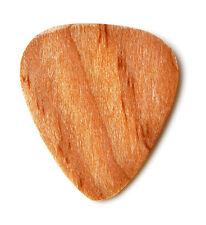 Wood Guitar Pick Lapel Pin - Tie Tack - Cravat Pin - Handmade - Gift Box