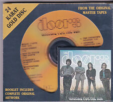 THE DOORS WAITING FOR THE SUN DCC GOLD CD BRAND NEW SEALED JIM MORRISON 1968