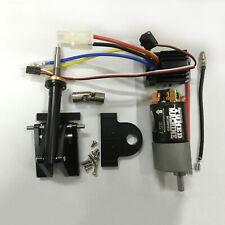 Lead Screw Clutch Lift Motor ESC Kit for 1/14 Tamiya Trailer Dumper RC Car Parts