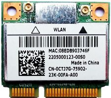 + Killer Wireless-N 1202 AR5B22 Dual Band WLAN Bluetooth Mini PCI Express +