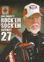 DON CHERRY'S ROCK'EM SOCK'EM HOCKEY 27 (DVD)