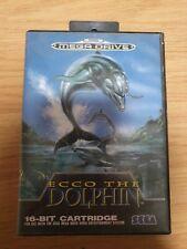 Sega mega drive Ecco the Dolphin