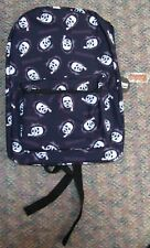 Halloween Resurrection Michael Myers Backpack Nwt Super Rare!