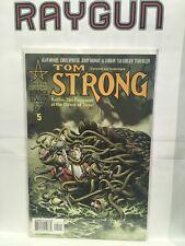 Tom Strong #5 VF/NM 1st Print America's Best Comics