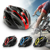Adult Men Women Racing Bicycle Road Mountain Road Bike Cycling Safety Helmet Cap