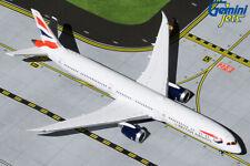 GEMINI JETS (GJBAW1931) BRITISH AIRWAYS 787-10 1:400 SCALE DIECAST METAL MODEL