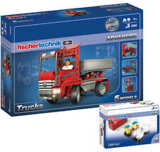 Fischer Technik Fischertechnik Advanced Trucks mit LED Set