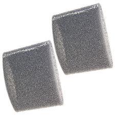 2x HQRP Foam Filter Sleeves for Shop-Vac 3332.5A 2E150 500X 5010 5015 5020 5025
