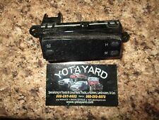 1992-1996 Toyota Camry Digital Dash Clock YOTA YARD