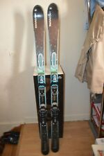 SKI PARABOLIQUE DYNASTAR EXCLUSIVE 10  158 CM + FIXATION LOOK EXO SCI/ESQUI BE
