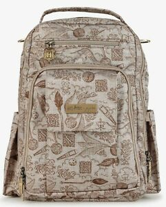 Ju Ju Be Harry Potter Be Right Back Backpack Baby Diaper Bag Catch Golden Snitch