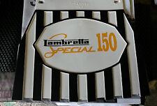 Lambretta 150 Special Genuine Cuppini Mudflap Rubber Type