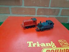 Triang Hornby Dock Authority & Jinty Locomotive Lot