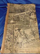 Lost Colony Magazine The Roanoke Chowan Story F. Roy Johnson & Tom Parramore