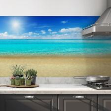 Küchenrückwand selbstklebend Laguna Fliesenspiegel Folie - ALLE UNTERGRÜNDE