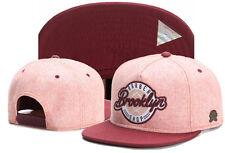 Hot Hip Hop Men's CAYLER Sons Hat adjustable Baseball Snapback Brown Street cap