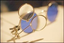 CLIP ON eye glasses DUAL LENS MAGNIFYING LOUPE 3.3x 5x 16.5x Magnifier Jewelers