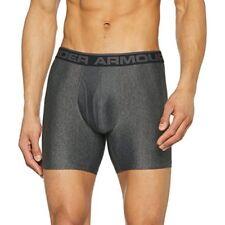 Calçon Under Armour Original Boxerjock Gris pour Homme XL