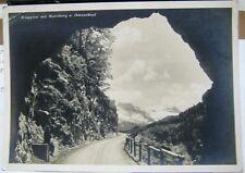 Switzerland Waggital Mit Mutriberg Ochsenkopf - unposted