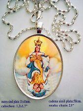 Medalla Virgen De los treinta y tres Pendant- Patrona de  Uruguay , high quality