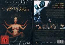 MATA HARI --- Klassiker --- Sylvia Kristel --- Uncut --- FSK 18 --- Neu & OVP --