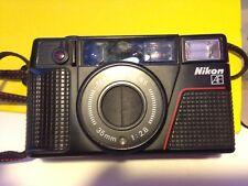 Vintage NIKON L35 AF2 Compact 35mm