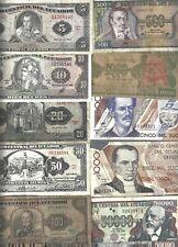 Ecuador ��� 10 Banknotes ✨ COLLECTIONS & LOTS #3457