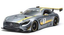 Tamiya Mercedez AMG GT3 TT-02 Chassis 4WD 1/10 Scale Assembly Kit 58639 No ESC