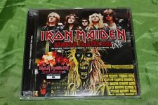 IRON MAIDEN Rainbow Theatre FINAL 1980 1980-06-21 2CD Pressed OOP Rare
