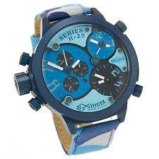 Welder by U-Boat Triple Time Zone Chronograph Camouflage Men's Watch K29-8006