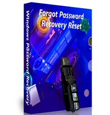 Windows 8/8.1 reimpostazione password account RECUPERO rimuovere sblocca Cambiamento Stivale USB