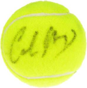 Carlos Moya Signed Wilson Tennis Ball - Fanatics