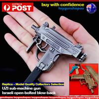 UZI Keyring Sub-machine Gun Keychain UZI PUBG Model UZI Micro UZI replica sniper