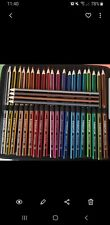 Staedtler noris colouring pencils set of 24 used (very little)