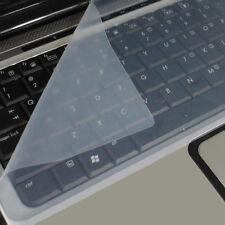 """Universal Silikon Tastatur Schutzfolie Skin für Laptops Notebook 15""""~ 17.3"""" Zoll"""